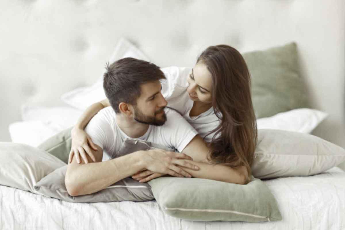 علاقة حميمية ناجحة